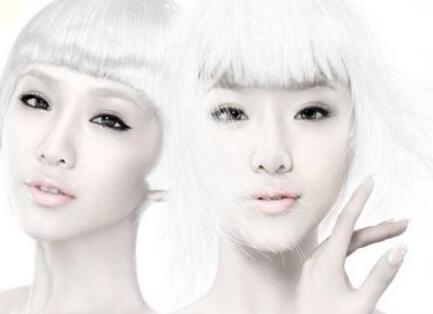 海南旅游预见美 -- 白瓷娃娃,美白肌肤