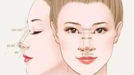 一个好看的鼻子,鼻头也是很重要的