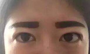 眉毛做得不好看都有哪些原因