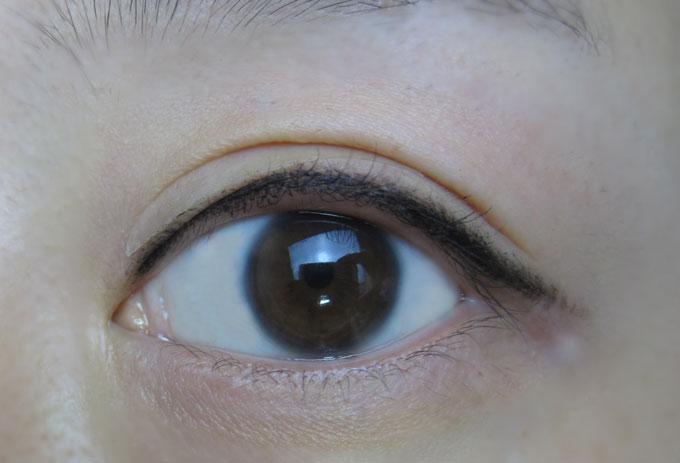 双眼皮精细美观让眼睛显得有层次感哦