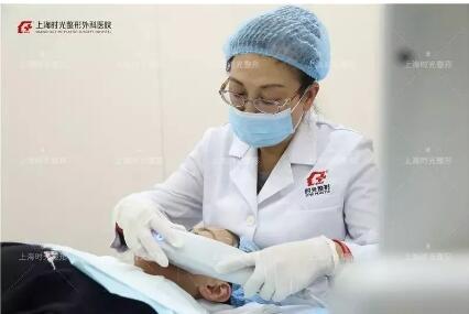 上海时光整形资深皮肤美容专家――赵红梅主任