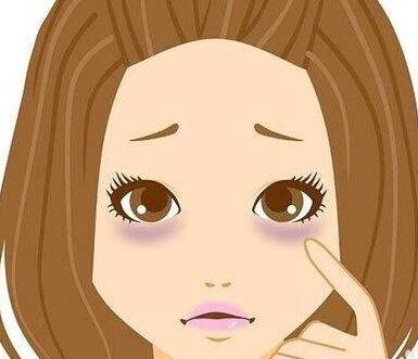 激光快速去除黑眼圈让眼睛恢复回来