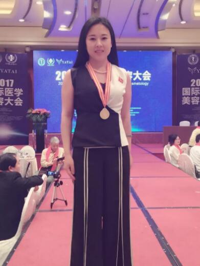【整形人气】沧州红提李娟院长曾为多位国内演艺界明星操作手术