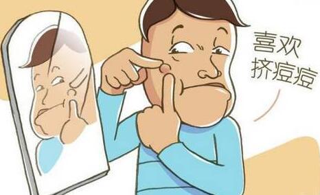 脸油容易产生痘痘?彩光祛痘是个不错的办法